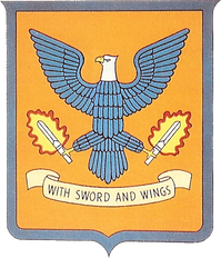 World War II 358th Fighter Group emblem