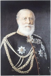 Adolf von Baeyer's father, Prussian lieutenant-general Johann Jacob Baeyer, the noted geodesist
