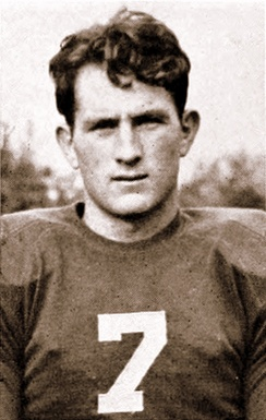 Hall of Fame quarterback Bob Waterfield led the Cleveland Rams to the 1945 NFL Championship.