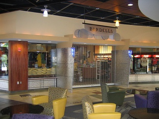Burdell's, a store in Georgia Tech's student center
