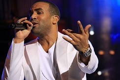 Craig David was brought up on the Holyrood estate in the city centre