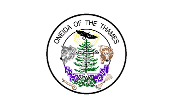 Flag of the Oneida Nation of the Thames First Nation of Canada