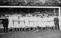 The bronze medalists of the 1912 Summer Olympics