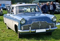 "Ford Zephyr Mark II ""Lowline"" Saloon"