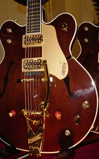 Atkins's Gretsch Country Gentleman, model G6122, 1962