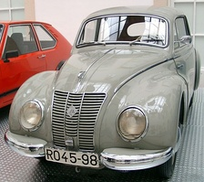 While Auto Union built the F89 in West Germany, the Zwickau plant that had passed to the Soviet-controlled GDR was producing the IFA F9. 30,000 or More IFA F9s had been produced initially at Zwickau and subsequently at Eisenach by 1956. Both western and eastern cars were closely based on the DKW F9 prototype first exhibited in 1939.