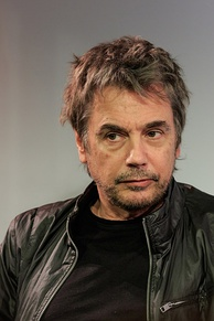 The pioneer of electronic music Jean-Michel Jarre.