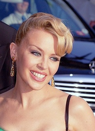 Minogue attending the 2007 Cannes Film Festival