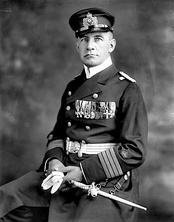 Of half German and half Turkish origin, Karl Boy-Ed was the naval attaché to the German embassy in Washington during World War I.[30][31]
