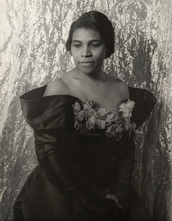"Marian Anderson, who said of Ferrier: ""What a voice—and what a face!"""