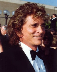Landon at the 42nd Emmy Awards Governor's Ball, September 1990