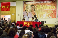 United Socialist Workers' Party in Brazil, June 2014