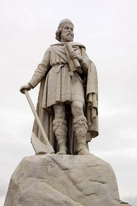 Statue of Alfred the Great, by Prince Victor of Hohenlohe-Langenburg