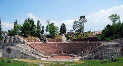 The Roman theatre in Augusta Raurica