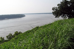 Mississippi River at Vicksburg