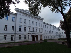 Former Institute of Noble Maidens (today - National Technical University)