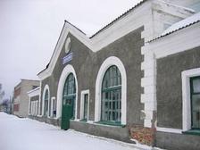 Вокзал станции Дятьково