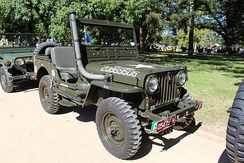 1951 CJ-3A military version