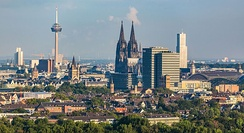 Cologne in 2013