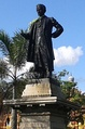 The statue of Sir Charles Henry de Soysa at De Soysa-Liptons Circus, is the first of a native, in Colombo.[70]