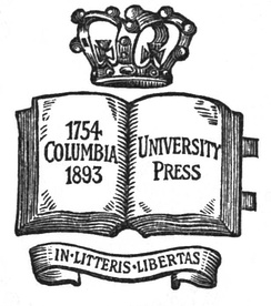 One of the earliest logos of Columbia University Press