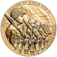 The Congressional Gold Medal awarded to the 100th Infantry Battalion, the 442nd RCT, as well as the Military Intelligence Service