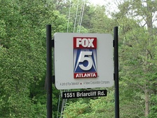 The deal affected WAGA-TV in Atlanta, which switched to Fox after a longtime affiliation with CBS.