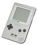 Game Boy Pocket, first release