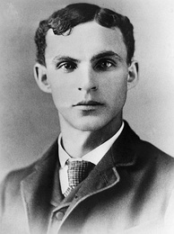 Henry Ford in 1888 (aged 25)