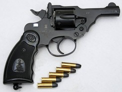 IOF .32 Revolver chambered in .32 S&W Long