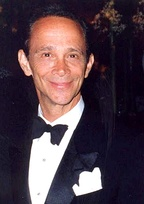 Photo of Joel Grey attending the 45th Primetime Emmy Awards in 1993.