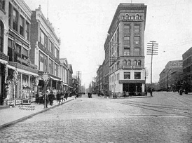 South Main Street, about 1910