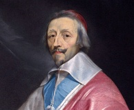 Cardinal Richelieu, chief minister of France