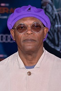 Photo of Samuel L. Jackson in 2019