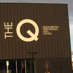 "The ""Q"" – Queanbeyan Performing Arts Centre"