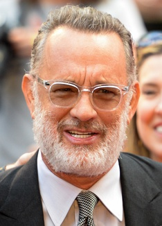Tom Hanks (pictured in 2019) was praised by critics for his performance as Fred Rogers