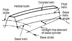 Tooth helix