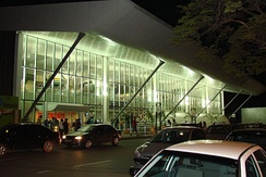 Marechal Rondon International Airport in Várzea Grande
