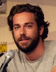 Levi at the 2009 San Diego Comic-Con