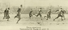 The 1914 0–0 tie between the teams