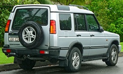 The Land Rover Discovery II carried the original Range Rover platform over through 2004.