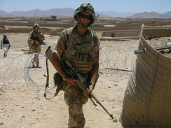 Royal Anglian Regiment in Afghanistan
