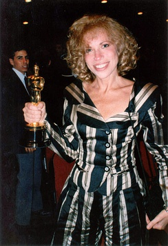 Simon at the 61st Academy Awards (March 1989).