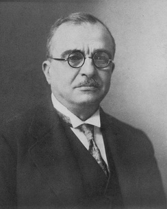 Ioannis Metaxas Prime Minister of Greece