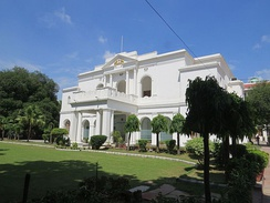 Cochin House, former residence of the rulers of Cochin in New Delhi