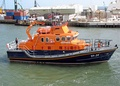 At 17 metres long, the Severn-classs are the largest lifeboat in the UK