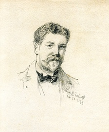 Self-Portrait, 1894