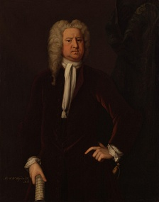 Prominent Welsh Tory Sir Watkin Williams-Wynn, 3rd Baronet. He promised support for a rebellion, but only if backed by a French invasion