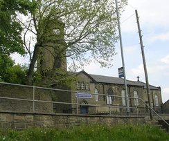 St Andrew's Church, Stainland