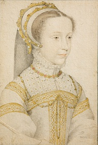 Mary, Queen of Scots, Mary of Guise's daughter, for whom she acted as regent from 1554 to 1560